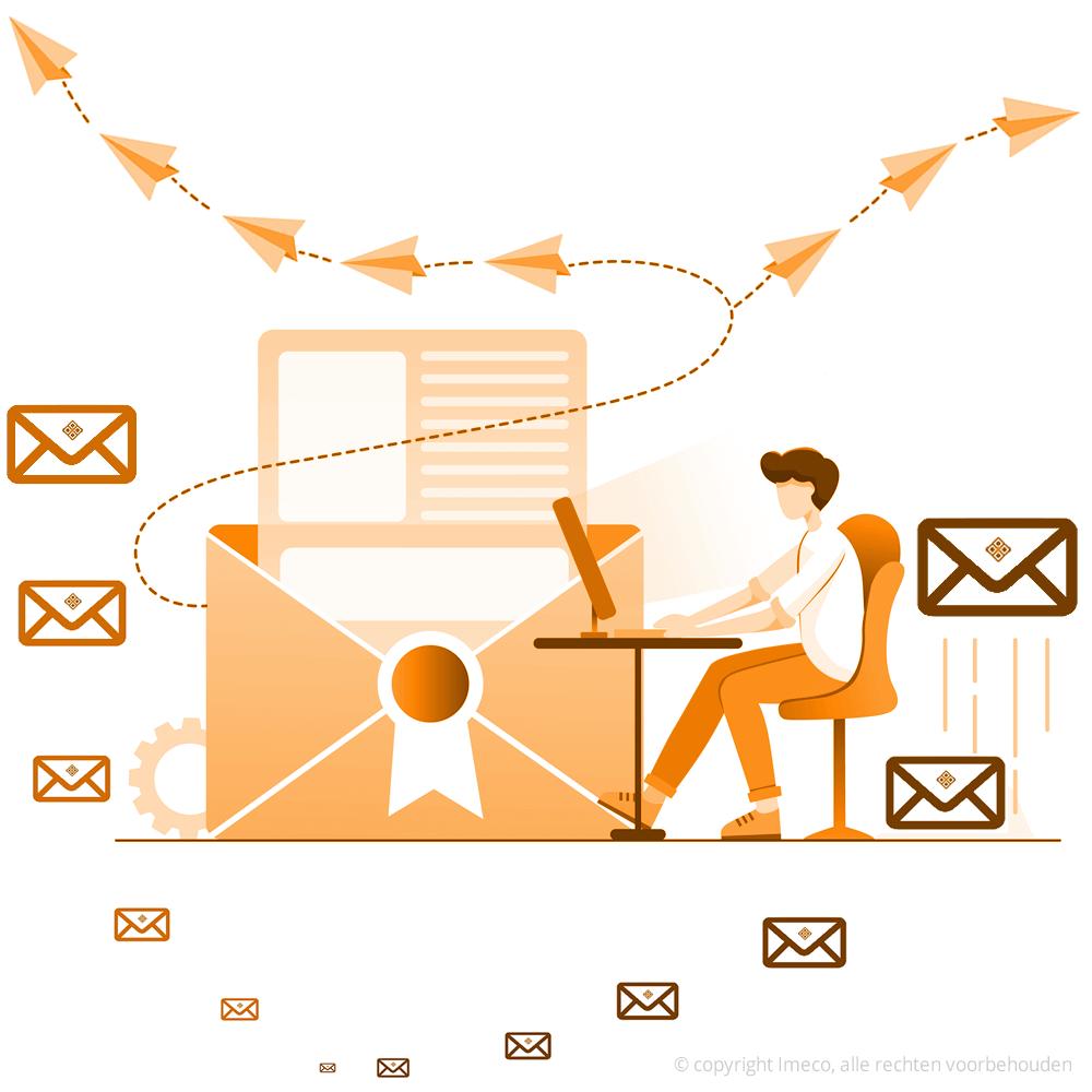 Autoresponder systeem emails