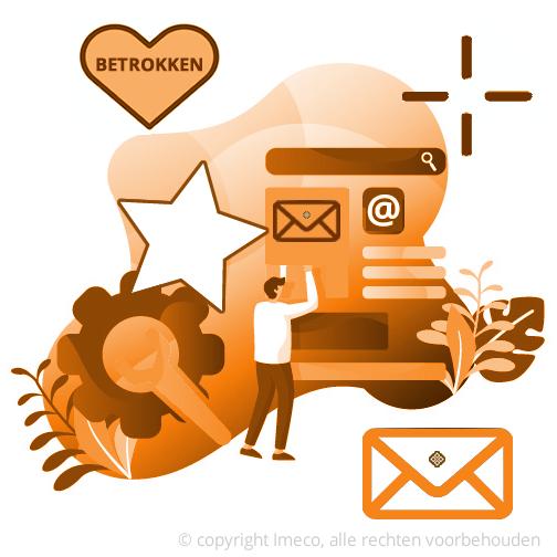 Nieuwsbrieven vullen uw online marketing activiteiten aan