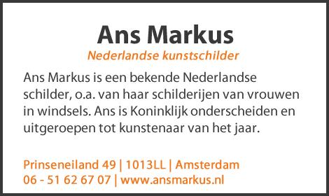 Relatie: Ans Markus