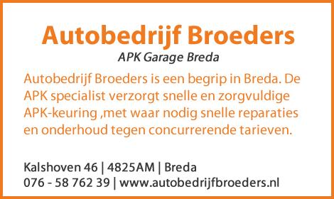 Relatie: Autobedrijf Broeders