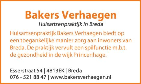 Relatie: Bakers Verhaegen