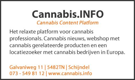 Relatie: Cannabis.INFO