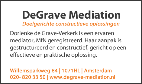 Relatie: DeGrave Mediation