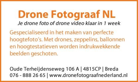 Relatie: Drone Fotograaf Nederland