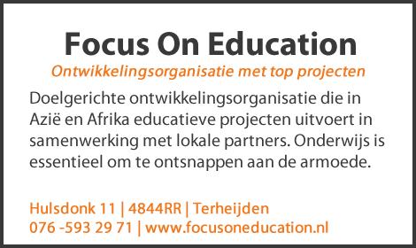 Relatie: Focus On Education