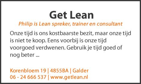 Relatie: Get Lean