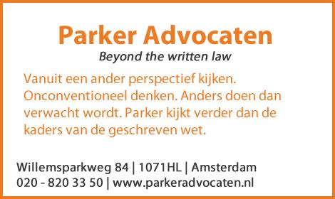 Relatie: Parker Advocaten