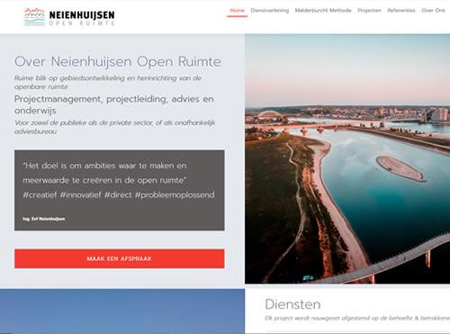 Wordpress installatie, bouw inclusief foto's en video's