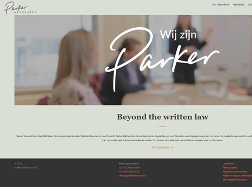 Domeinnamen, WordPress webhosting en onderhoudsovereenkomst