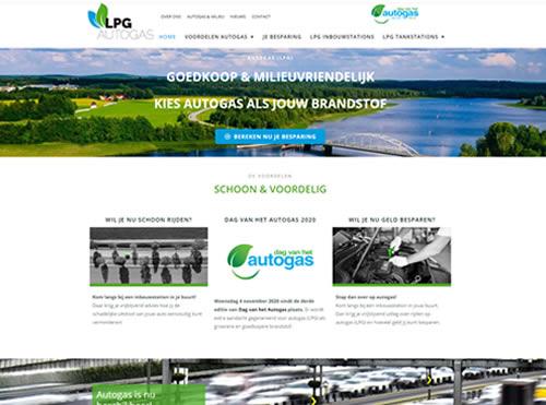 WP website met maatwerk thema, plugin en API