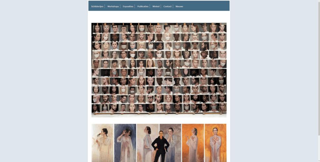 Voorbeeld eenvoudige webshop
